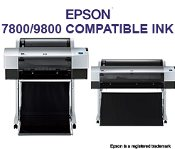 Epson 7800/9800 Compatible Cartridges