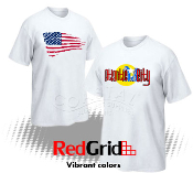 "Red Grid 2.0 InkJet Heat Transfer Paper 11"" x 17"" (100 sheets)"
